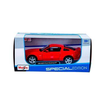 carro-de-coleccion-2011-ford-mustang-gt-124-maisto-rojo-1-90159312093