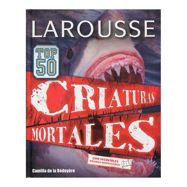 top-50-criaturas-mortales-2-9786072105225