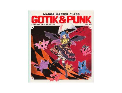 manga-master-class-gotik-y-punk-1-9788415223238
