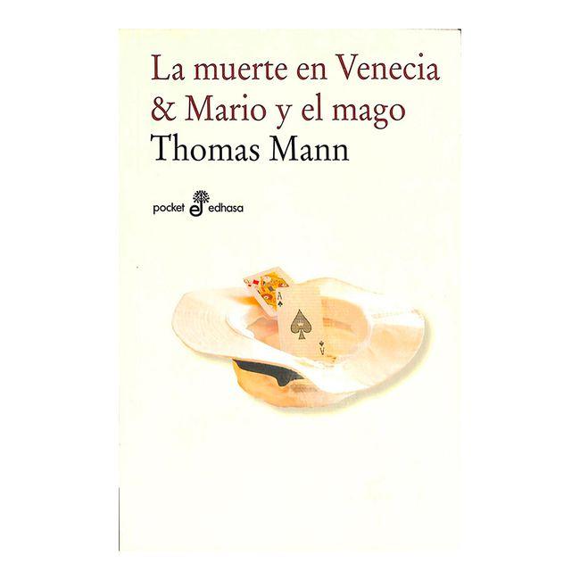 La muerte en venecia mario y el mago panamericana for Muebles mago dormitorios juveniles