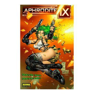 aphrodite-ix-4-9788467900651
