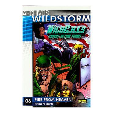 archivos-wildstorm-wildc-a-t-s-6-4-9788467900910