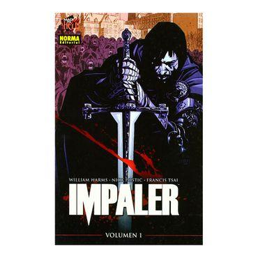 impaler-1-4-9788467901238