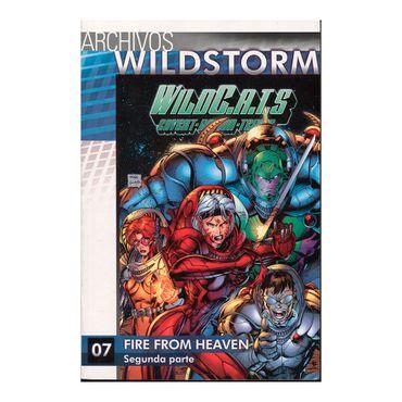 archivos-wildstorm-wildc-a-t-s-07-4-9788467902303