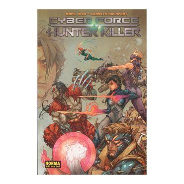 cyberforce-hunter-killer-4-9788467902624