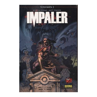 impaler-2-4-9788467902709