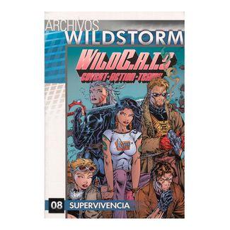 archivos-wildstorm-wildc-a-t-s-8-4-9788467903171