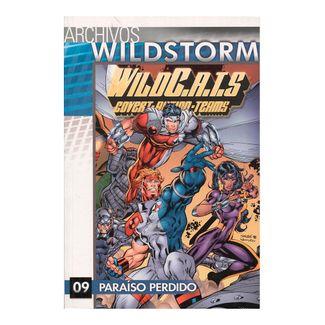 archivos-wildstorm-wildc-a-t-s-9-4-9788467903737