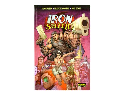 the-iron-saint-4-9788467906820