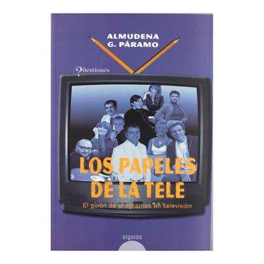 los-papeles-de-la-tele-4-9788476479681