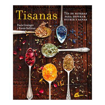 tisanas-4-9788484456001