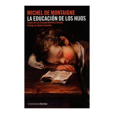 la-educacion-de-los-hijos-2-9788492720019