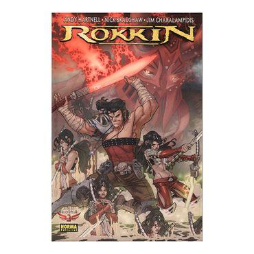 rokkin-2-9788498141801