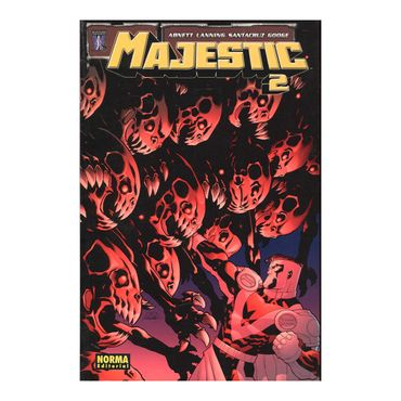 majestic-2-2-9788498147605