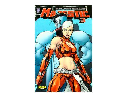 majestic-3-2-9788498147612