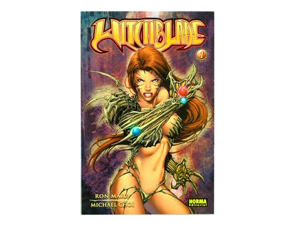 witchblade-1-2-9788498148305
