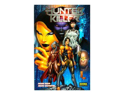 hunter-killer-1-2-9788498149661