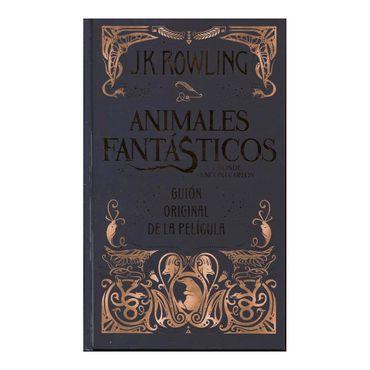 Animales Fantasticos Y Donde Encontrarlos Panamericana