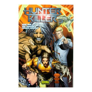 hunter-killer-3-2-9788498472189