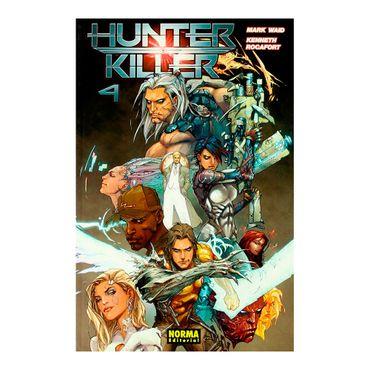 hunter-killer-4-2-9788498473209