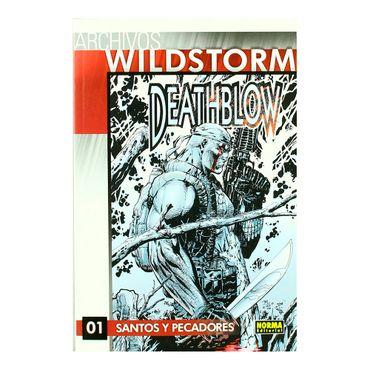 deathblow-1-2-9788498473384
