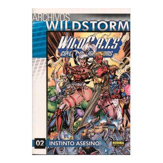 archivos-wildstorm-wild-c-a-t-s-02-2-9788498476231
