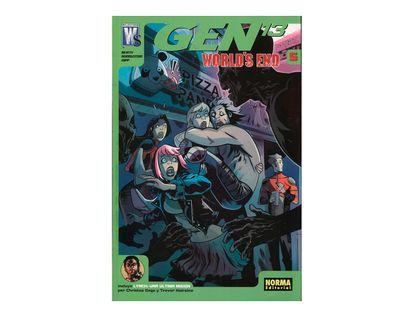 gen-13-n-5-world-s-end-2-9788498479423