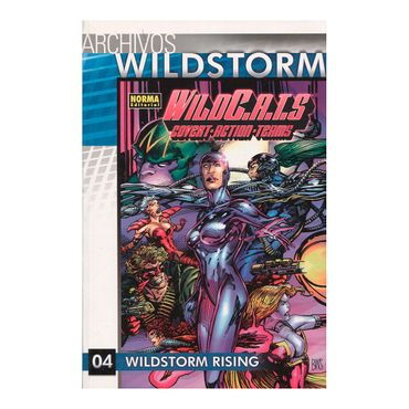 archivos-wildstorm-wildc-a-t-s-4-2-9788498479744