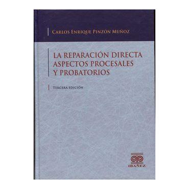 la-reparacion-directa-aspectos-procesales-y-probatorios-1-9789587495447
