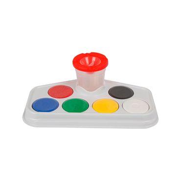 set-de-acuarela-fina-6-colores-lavapinceles-1-7706563609676