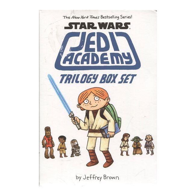 Star Wars. Jedi Academy (Trilogy Box set) - Panamericana