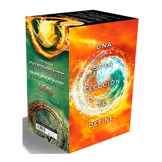 22685d1c0c Divergente, Insurgente y Leal. Pack trilogía - Panamericana