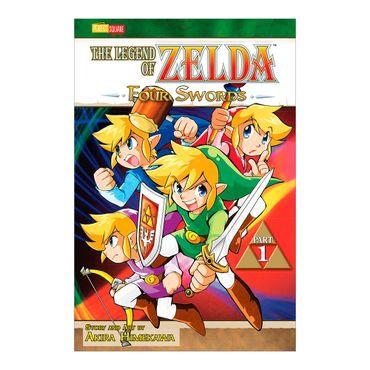 the-legend-of-zelda-four-swords-part-1--4-9781421523323