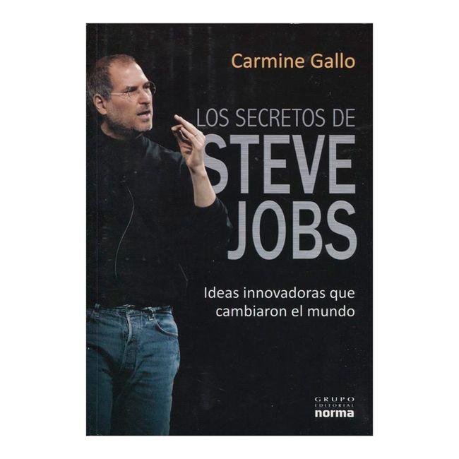 53692572e7c Los secretos de Steve Jobs - Panamericana