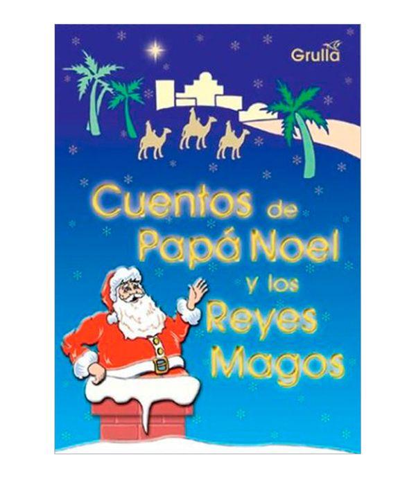 Fotos Papa Noel Reyes Magos.Cuentos De Papa Noel Y Los Reyes Magos Panamericana New