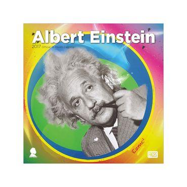 calendario-albert-einstein-2017-square-2-9781465057631