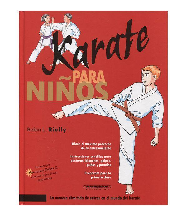 Karate Para Niños Panamericana