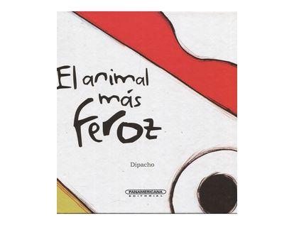 el-animal-mas-feroz-9789583045332