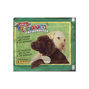 sobre-amici-cucciolotti-cachorritos-8018190075625