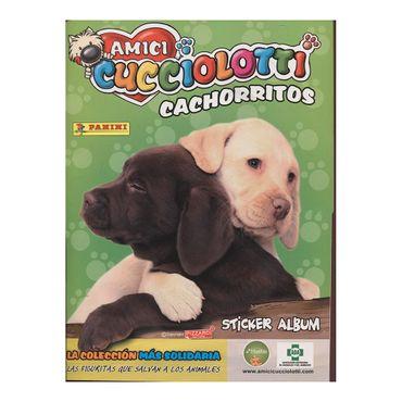 album-amici-cucciolotti-cachorritos-8018190084436