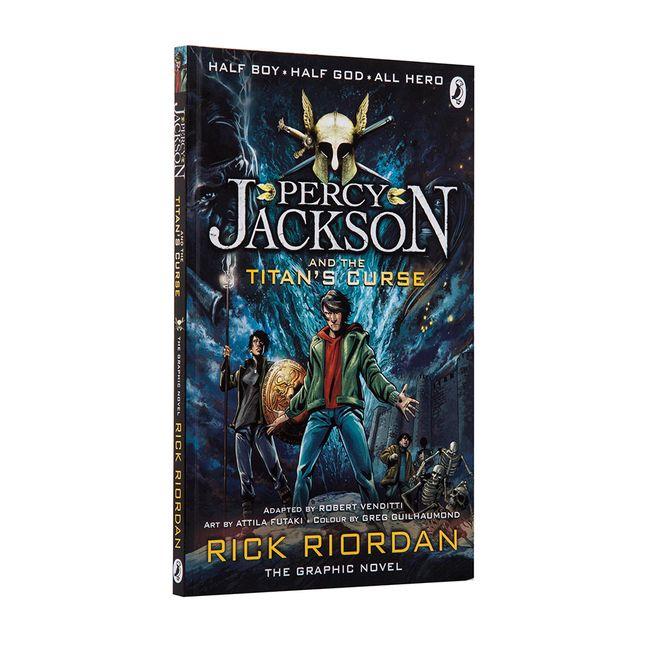 percy jackson and the titan180s curse panamericana