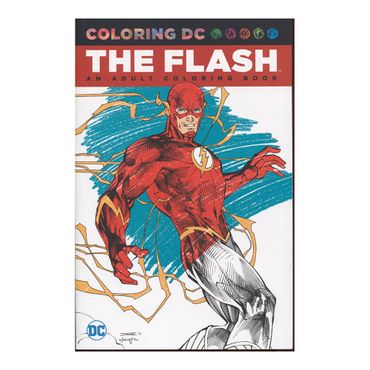 the-flash-coloring-dc-9781401270063
