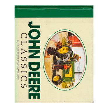 Classics John John Panamericana Deere New New Deere Classics Panamericana OuXZiPk