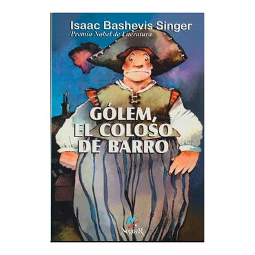 golem-el-coloso-de-barro-9788427931435