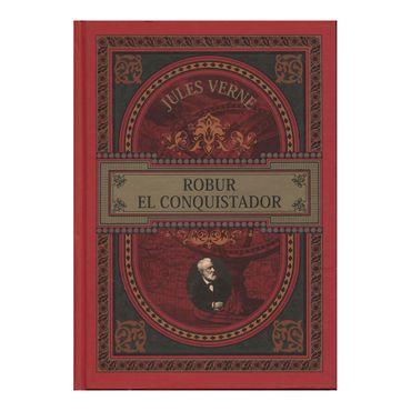 robur-el-conquistador-9788445908952