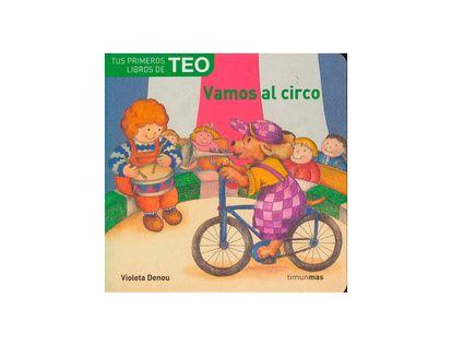 teo-vamos-al-circo-9788448004590