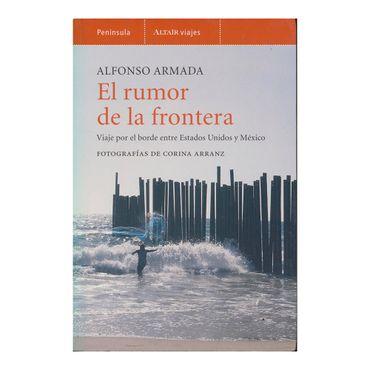 el-rumor-de-la-frontera-9788483077368