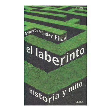 el-laberinto-historia-y-mito-9788484284420