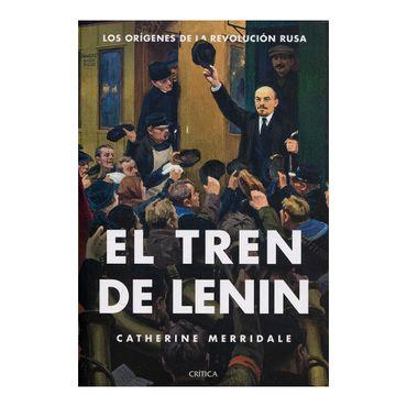 el-tren-de-lenin-los-origenes-de-la-revolucion-rusa-9789584256379