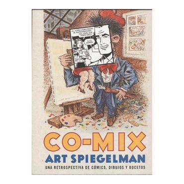 co-mix-una-retrospectiva-de-comics-9788416195091